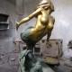 Mermaid Bronze