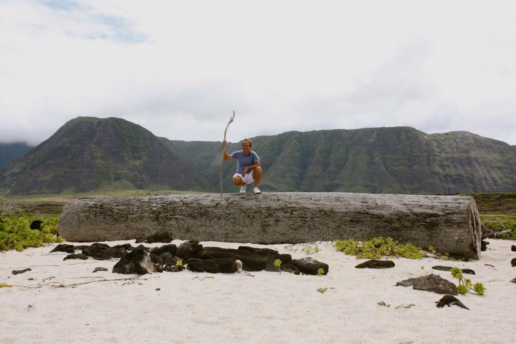 Dale Zarrella Molokai Tour